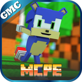 Map Sonic Parkour for MCPE icon
