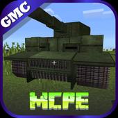 Mod Tank for MCPE icon
