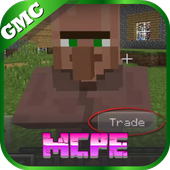 Mod Trade With Villager for MCPE icon