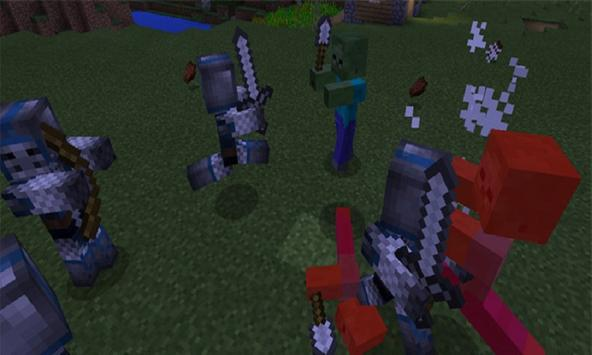 Mod Villagers Comes Alive for MCPE apk screenshot