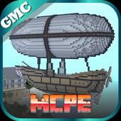 Mod Zeppelin For MCPE icon