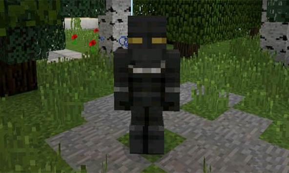 Mod Black Panther poster