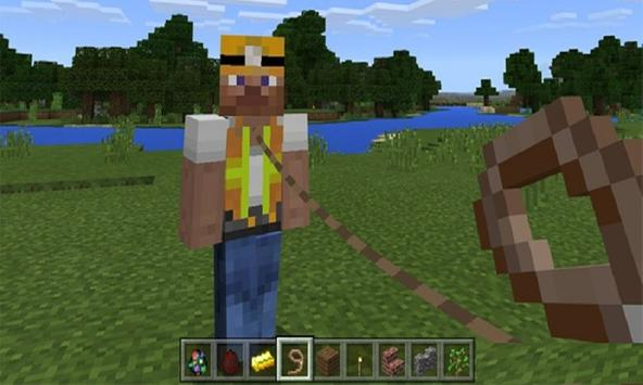 Mod Helper for MCPE apk screenshot