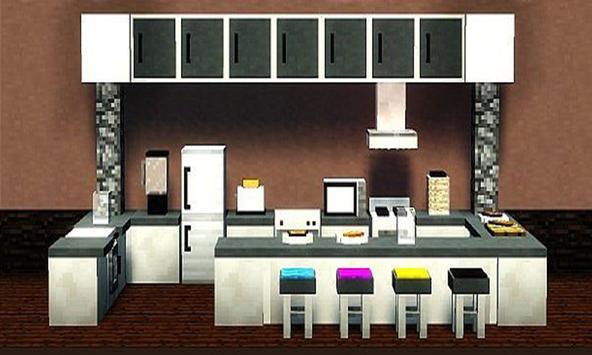 Mod More Furniture for MCPE apk screenshot