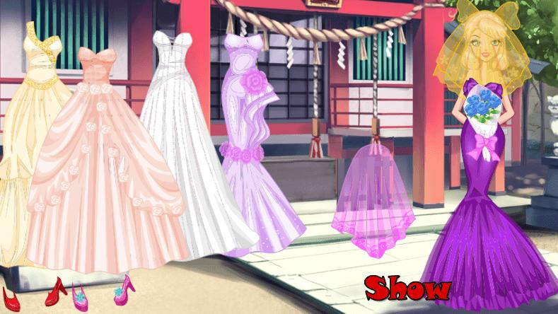 Girl dress up clothes games 1