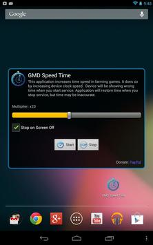 GMD Speed Time (Lite) ★ root poster