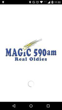 Magic 590AM poster