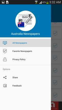 Australia Newspapers apk screenshot