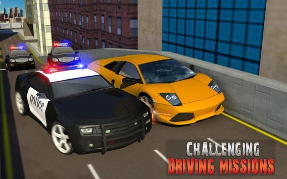 Jump Street Police Car Chase: Prison Escape Plan apk screenshot