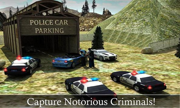Offroad Police Car Chase Crime apk screenshot
