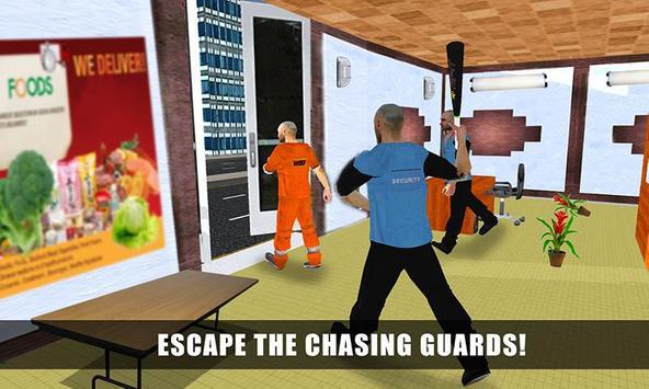 City Supermarket Prison Escape apk screenshot