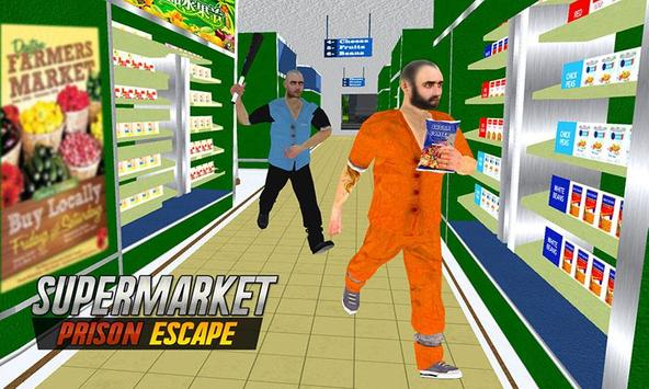 City Supermarket Prison Escape poster