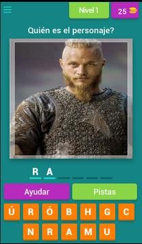 Vikingos Quiz ⚔️ poster