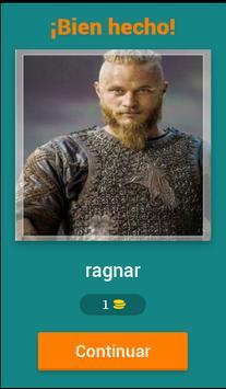 Vikingos Quiz apk screenshot