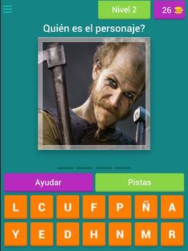 Vikingos Quiz ⚔️ apk screenshot