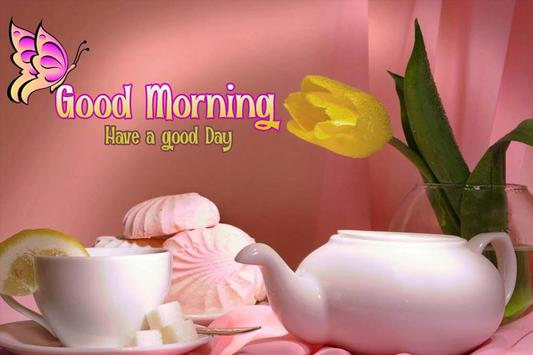 Love Good Morning images poster