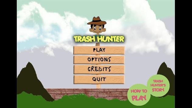 Trash Hunter poster