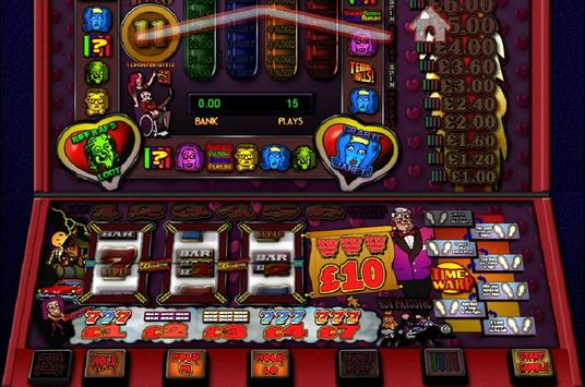 Horror Show The Fruit Machine poster