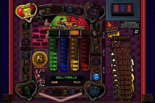 Horror Show The Fruit Machine screenshot 7