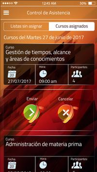 Control de Asistencia screenshot 3