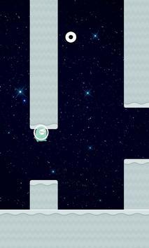 Clumsy Floppy Bird Jetpack screenshot 2