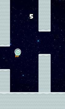 Clumsy Floppy Bird Jetpack screenshot 5