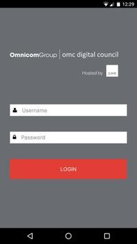 OMC Digital Council poster