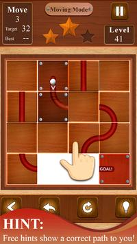 Slide Puzzle to Unblock the Ball screenshot 9