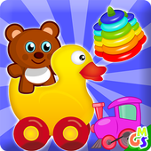 Baby Toy Crush  - Mad Fun icon
