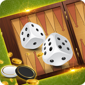 Backgammon Classic – Play Free board Game 🎲 icon