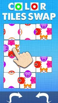 Color Tiles Swap screenshot 1