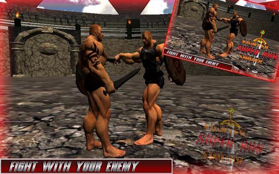 Real Superhero Kung Fu Fight : Shadow Fight 2018 apk screenshot