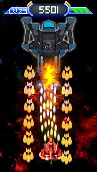 Galaxy Shooter - Alien Attack apk screenshot