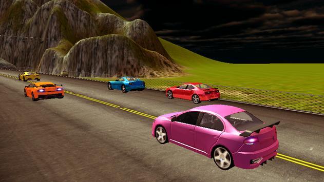 Girls Car Revenge 3D apk screenshot