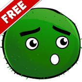 Jumping Marimo - Free icon