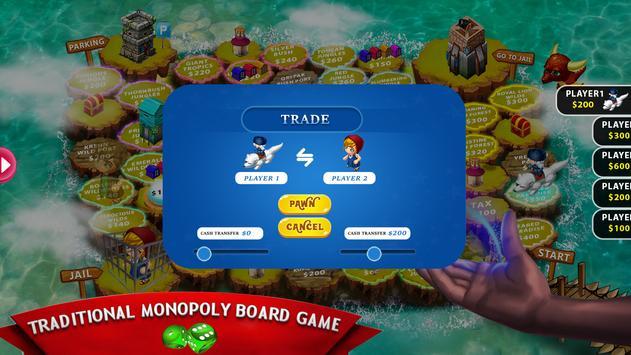 Monopoly - Trading Properties  Dice Game screenshot 10