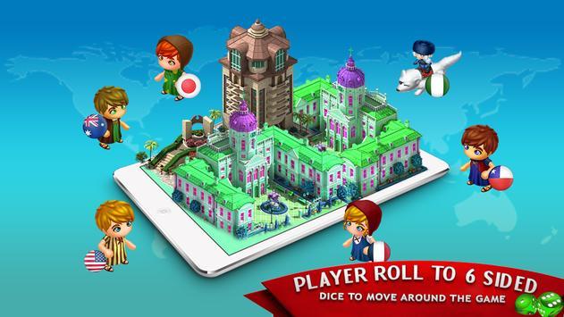 Monopoly - Trading Properties  Dice Game screenshot 8