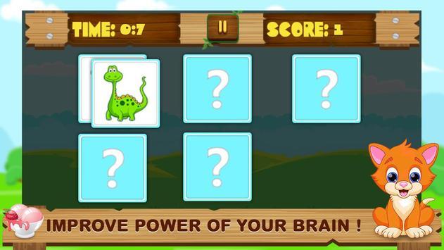 Pairs Challenge Matching Game screenshot 1