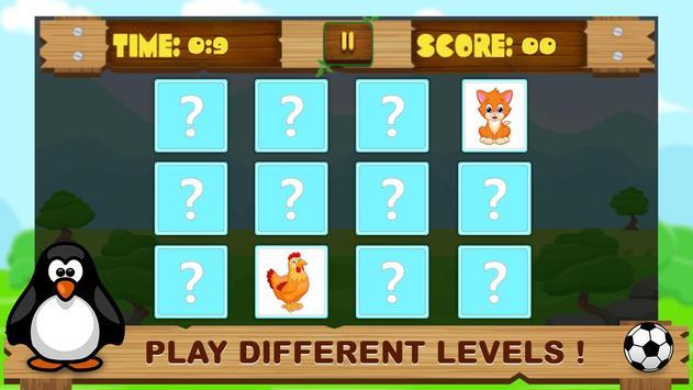 Pairs Challenge Matching Game screenshot 3
