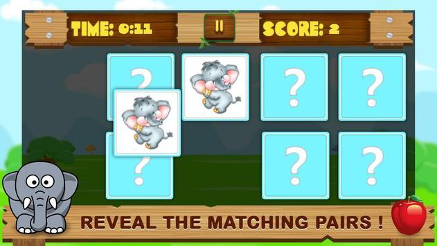Pairs Challenge Matching Game screenshot 7