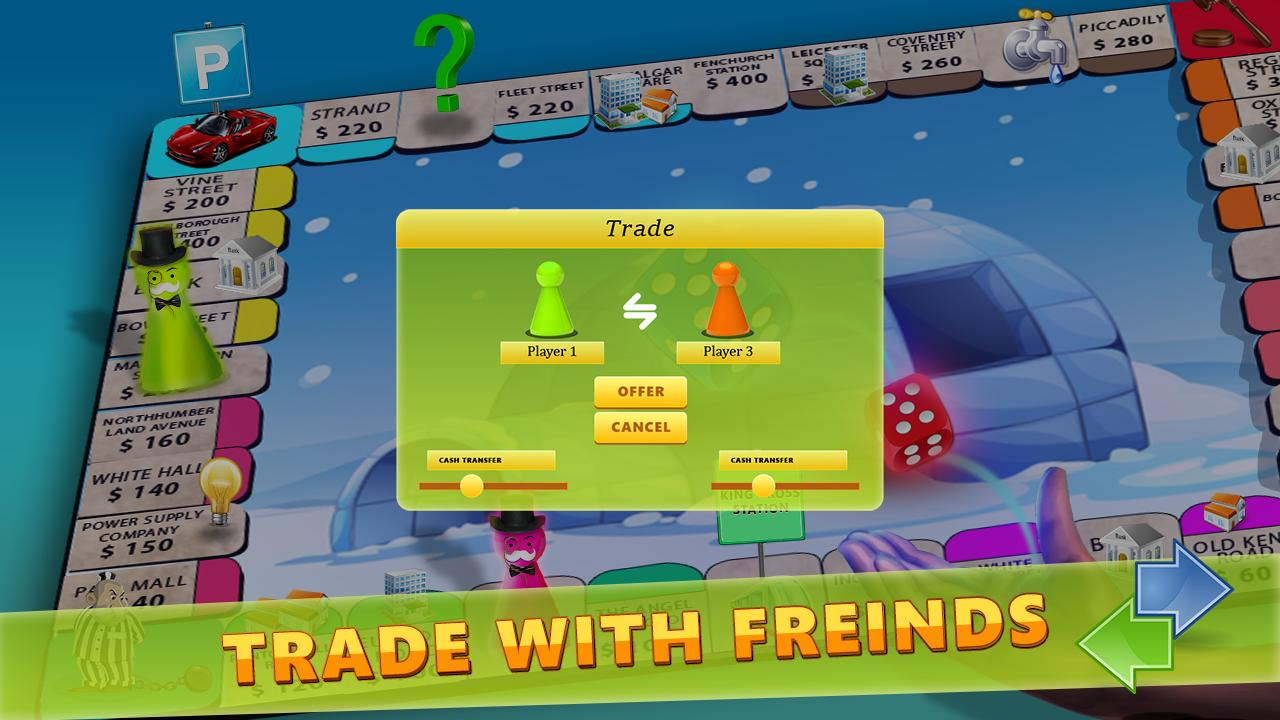 Classic Business Game - Offline Multiplayer Game for Android - APK