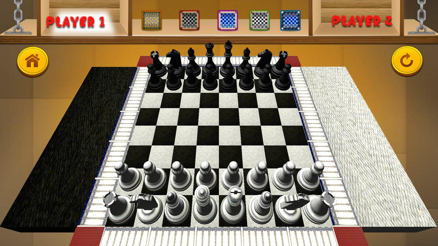 two player chess vhdl Use the mouse to control your chess pieces your objective is to capture your opponent's pieces from the board and get a checkmate, where the king can be captured and the opponent is unable to prevent the king from being captured with their next move.
