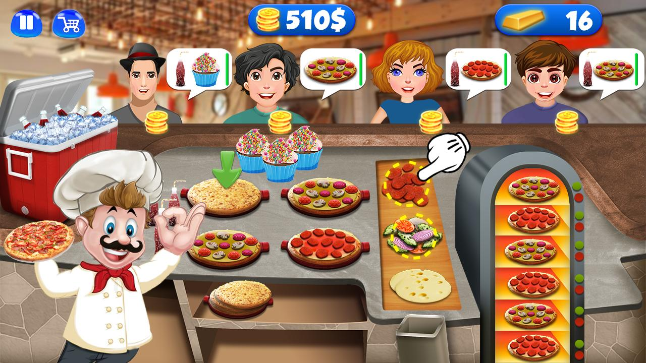 Street Food Cooking Game Master Chef For Android Apk - cooking game in roblox studio