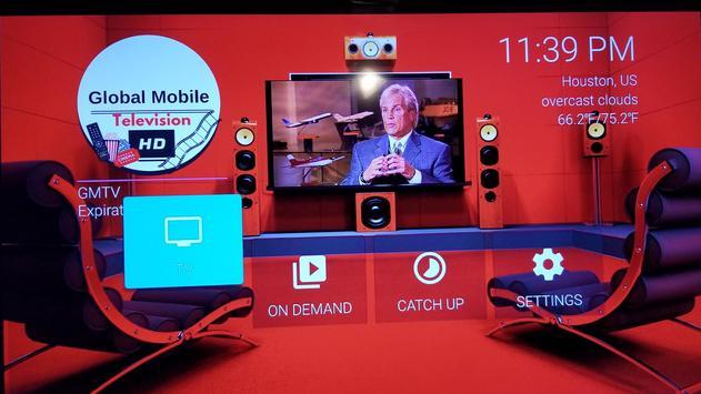 Global Mobile Television screenshot 1