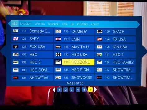 Global Mobile Television screenshot 2