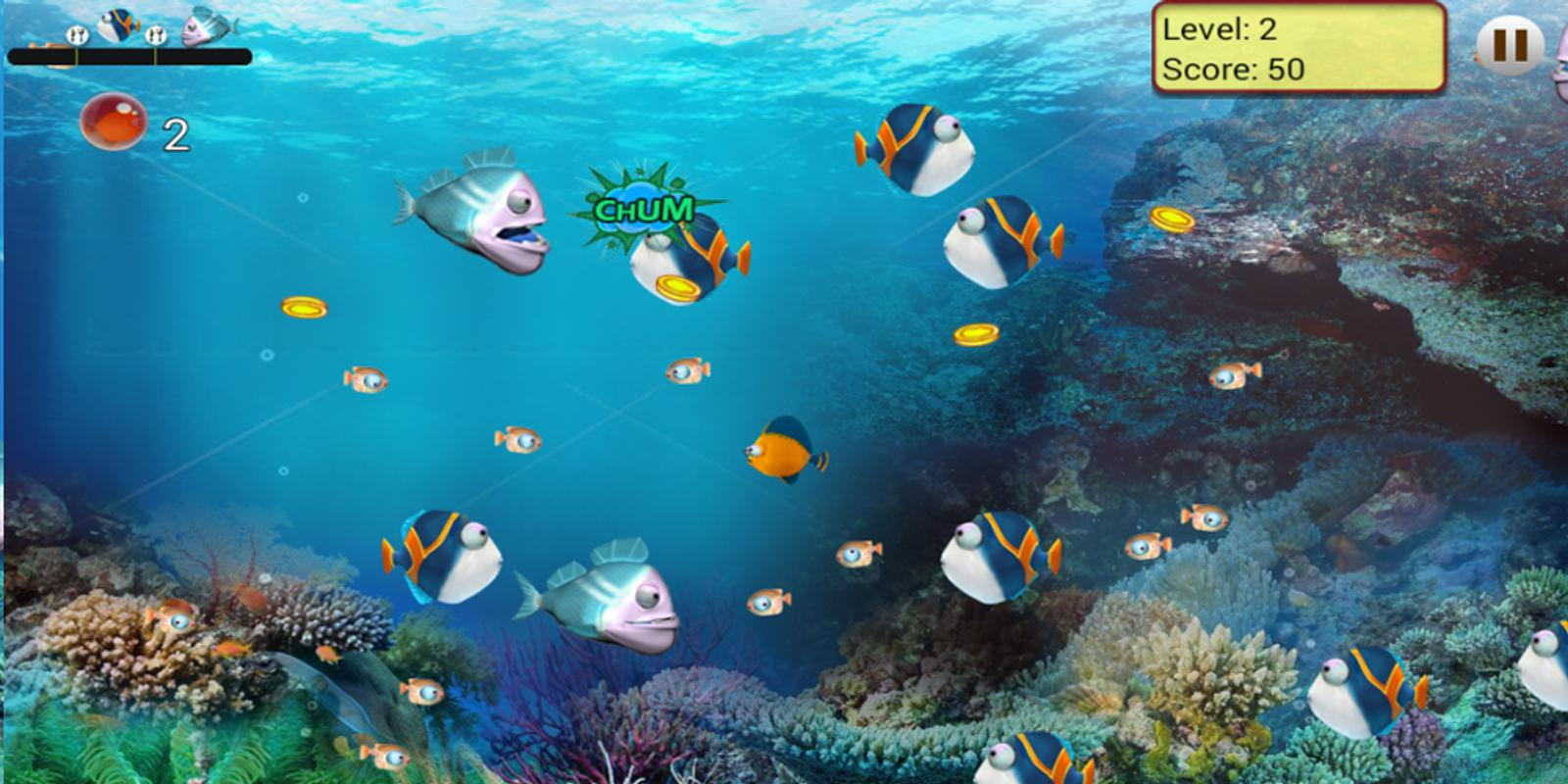 Feeding frenzy adventure 2016 apk baixar gr tis arcade for Fish frenzy game