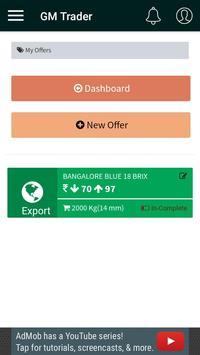Grape Mundo Trader apk screenshot