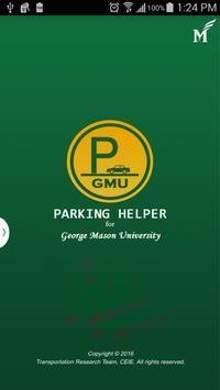 GMU Parking Helper apk screenshot