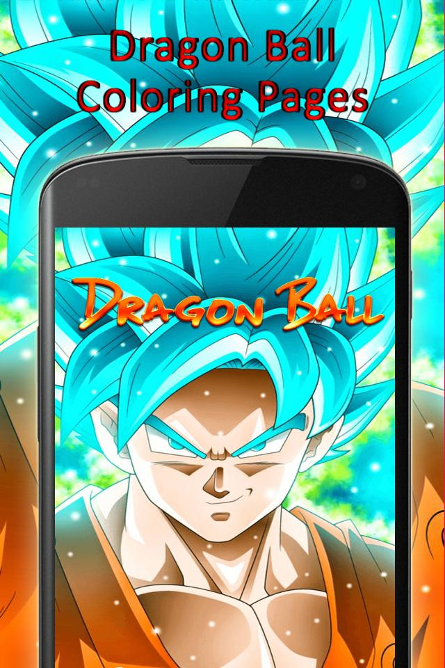 Dragon Ball Coloring Book Free for Android - APK Download