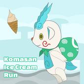 Komasan Ice Cream Run Yokai icon